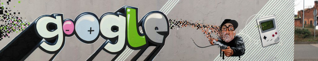 google Graffiti - Max Kosta 2011