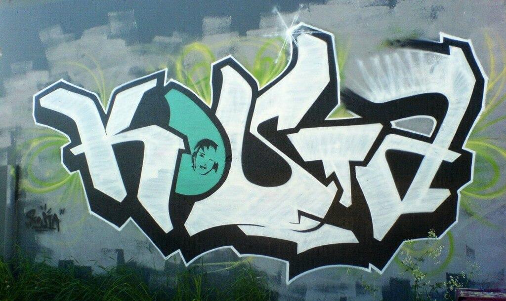Graffiti Kosta - Max Kosta 2008