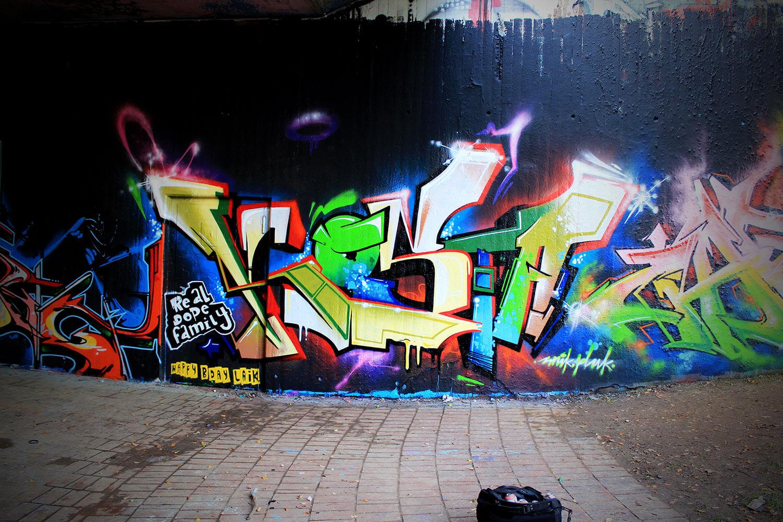 Kosta Graffiti Stuttgart 2014 - Max Kosta