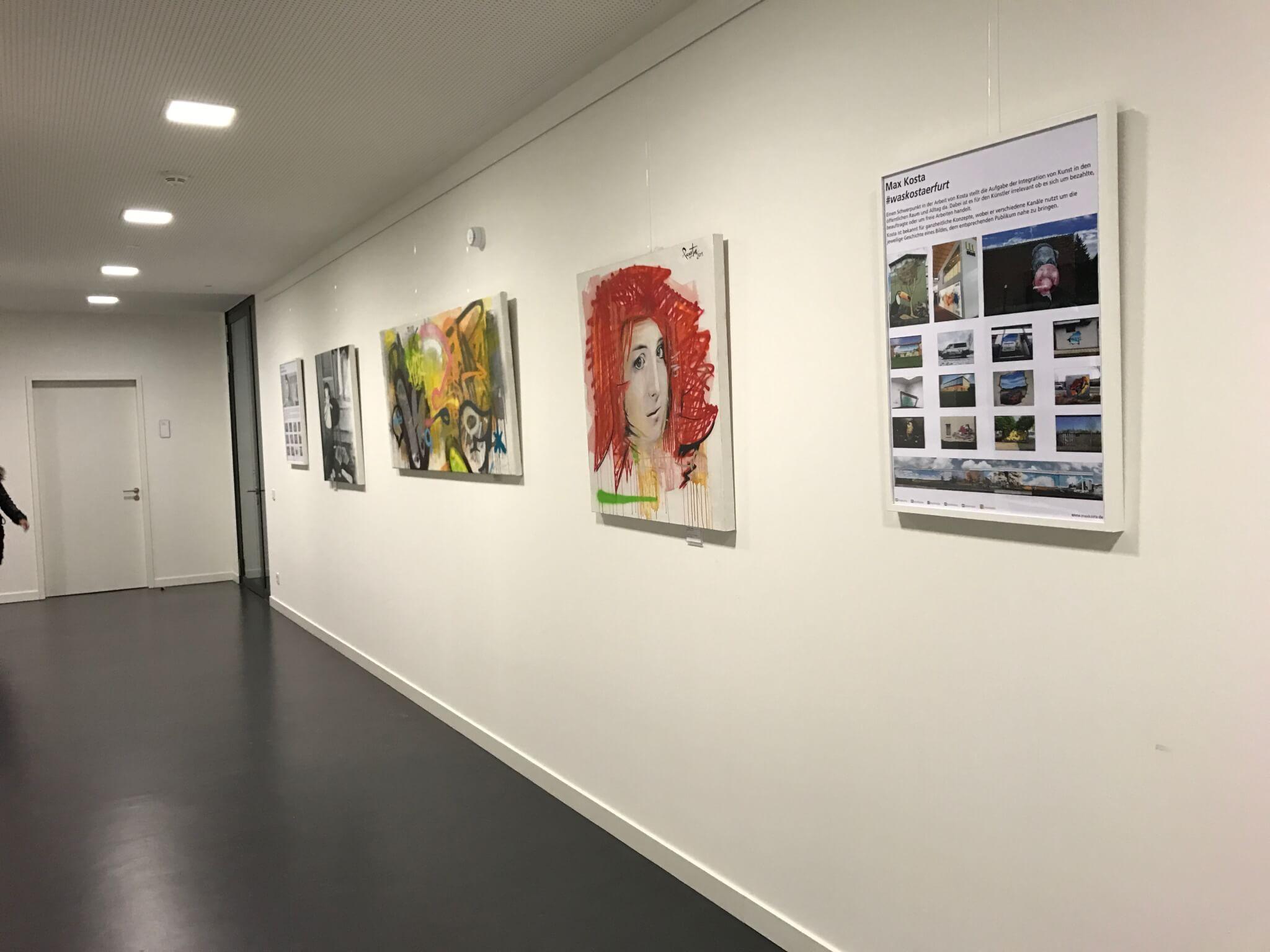 Ausstellung im ThEx Erfurt 2016