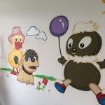 Kinderzimmergestaltung von Max Kosta
