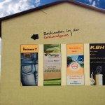 Werbung Wandgestaltung mit Graffiti in Meiningen