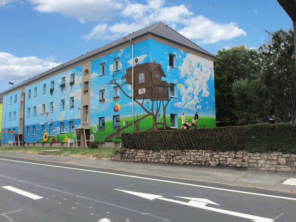WBG Gotha Graffiti - Max Kosta